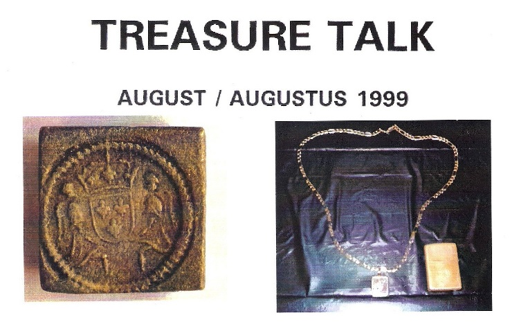 7 - Treasure Talk Jul Aug 1999