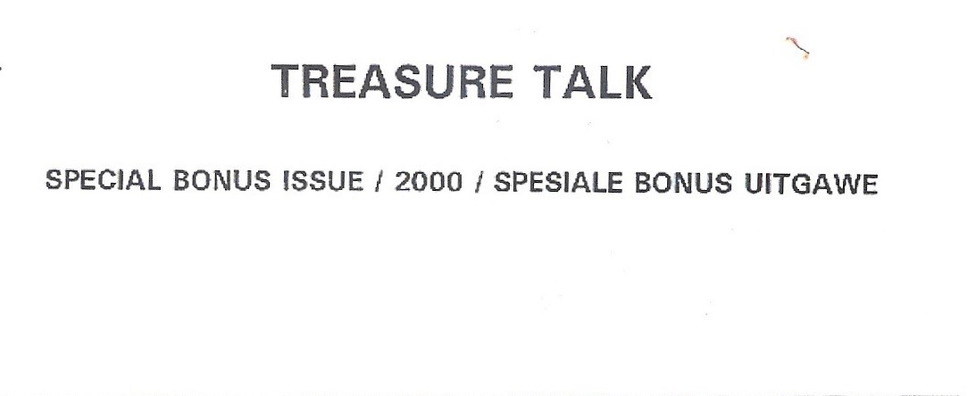 11 - Treasure Talk June 2000